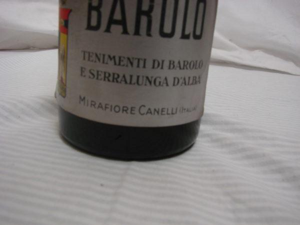 Barolo Mirafiore