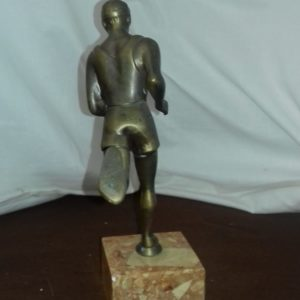 Atleta in bronzo
