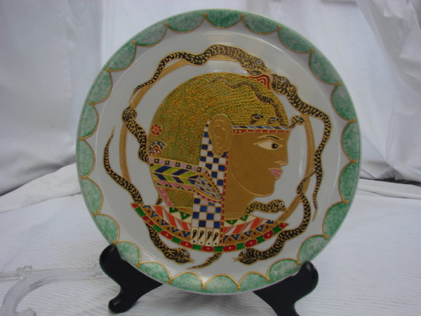 Piatto Cleopatra
