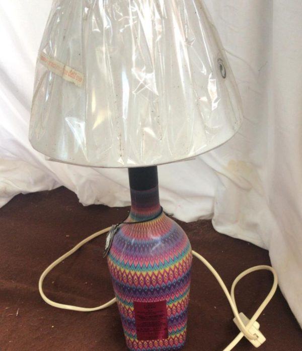 Bottle-lamp