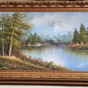 Quadro il Paesaggio