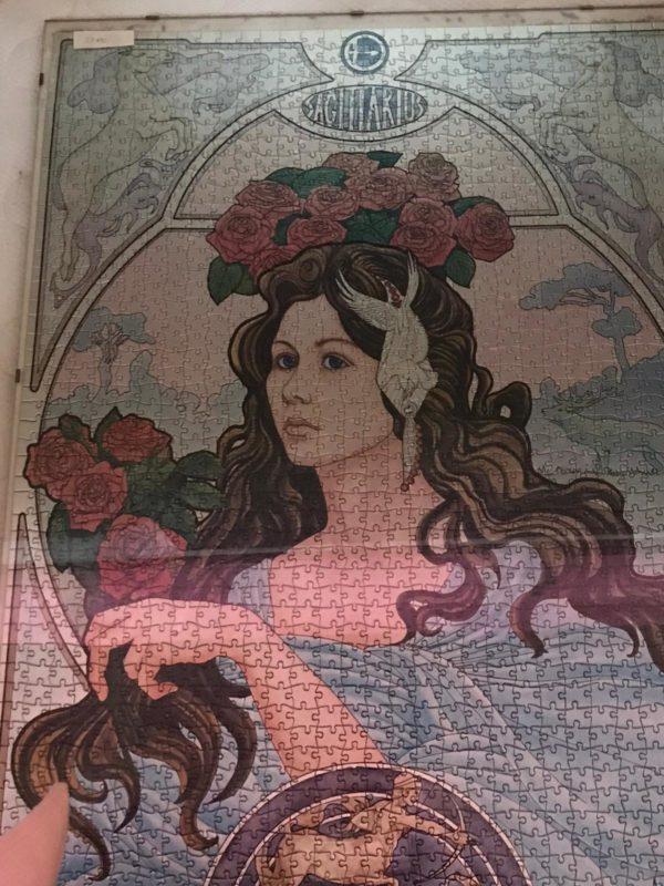 Quadro il Sagittario – Editrice Giochi (Zodiaco)