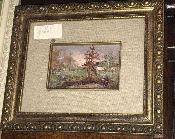 Il quadro Il bosco