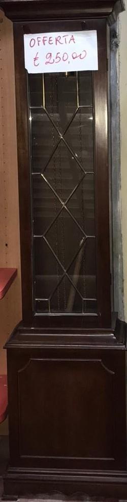 Orologio a pendolo a colonna