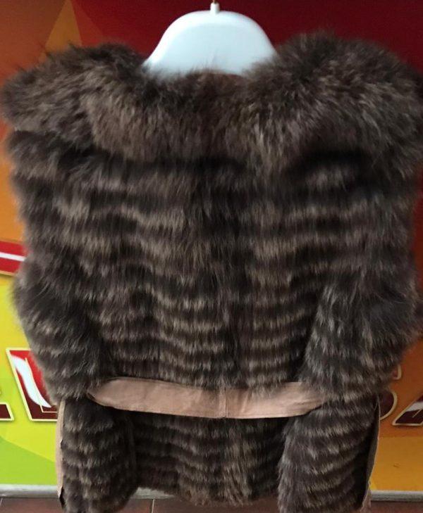 Gilet di pelliccia