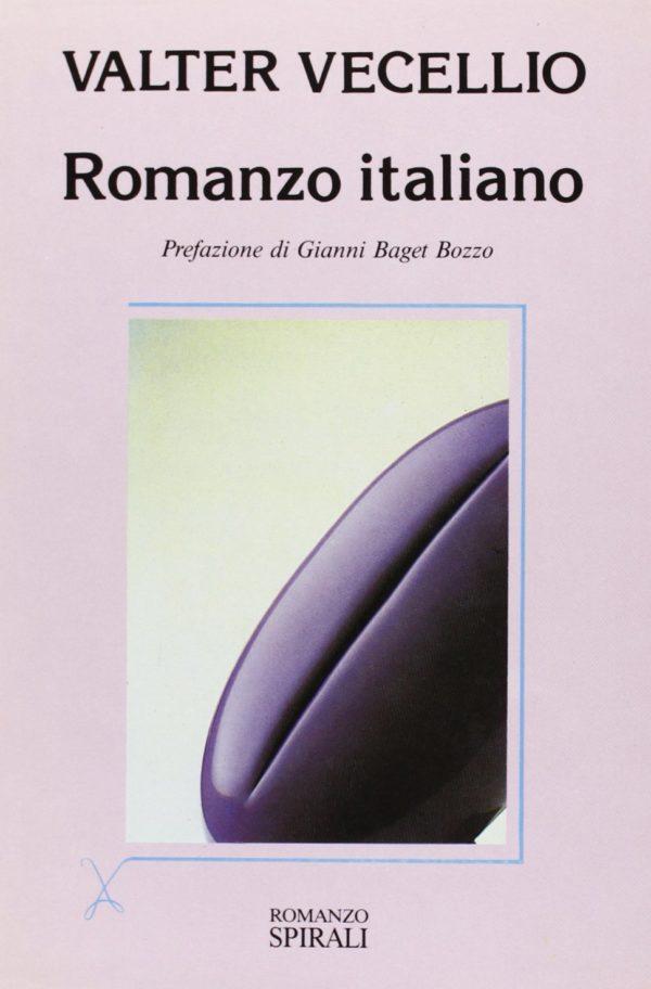 Libro Romanzo italiano