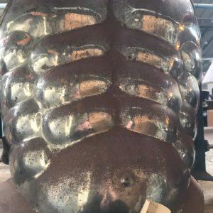 Corazza Anatomica Romana Gladiatore