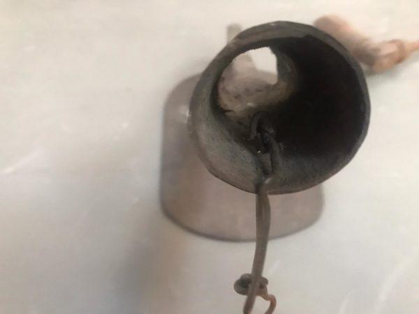 Lama antica di ferro