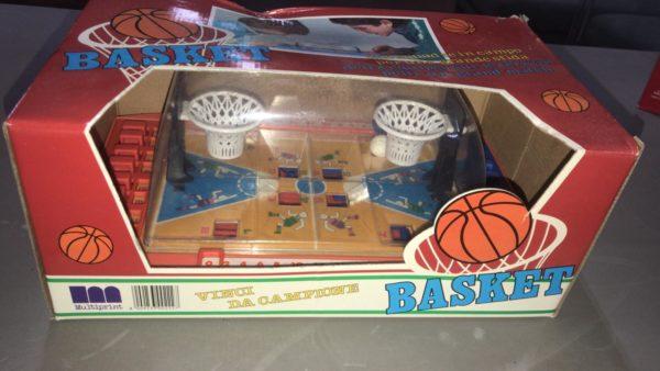 Giocattolo basket