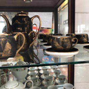 Antico servizio tè/caffè Originale giapponese