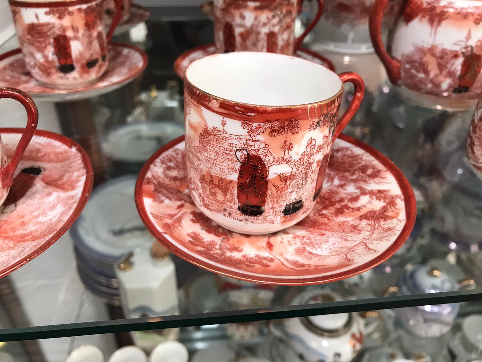 DOITOOL Porcellana Uovo Tazze Piatti Vassoi di Ceramica Uovo Sodo Che Serve Coppe Holder Set Uovo Contenitore Keeper Piatti